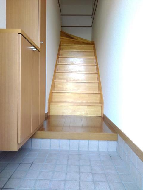 サンセール 02020号室の風呂