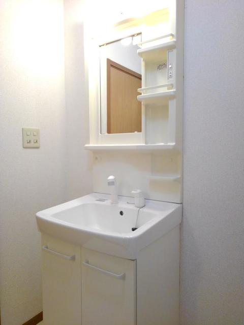 サンセール 02020号室の洗面所