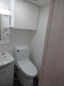 ブライズ蒲田WEST 103号室のトイレ