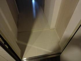 ブライズ蒲田WEST 103号室の玄関