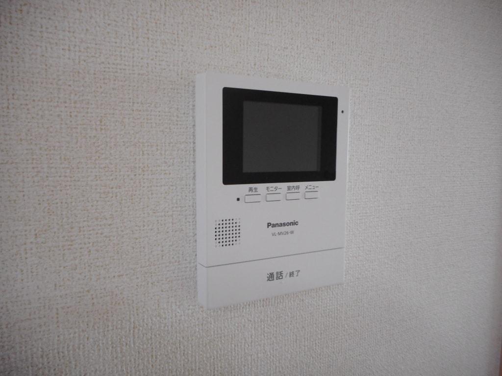 セイバリーヒルズ土浦 02090号室のセキュリティ