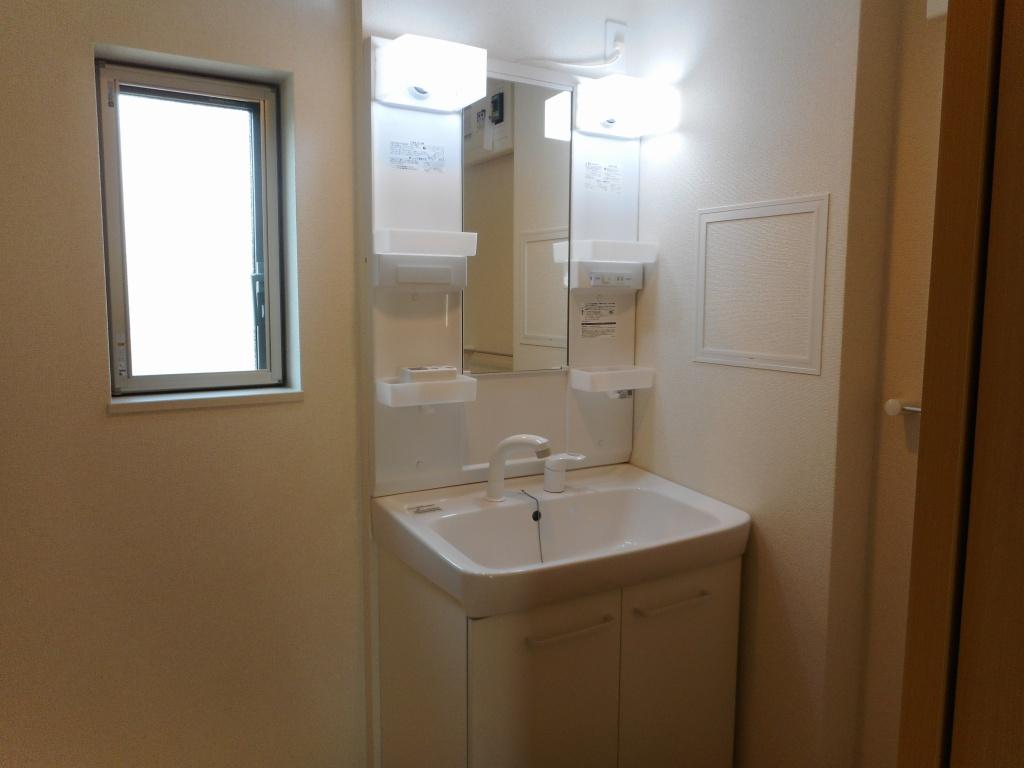 セイバリーヒルズ土浦 02090号室の洗面所