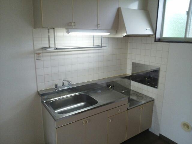 クリーンハイツさくら 01050号室のキッチン