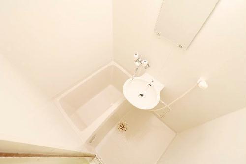 レオパレスForest桂坂 205号室の風呂