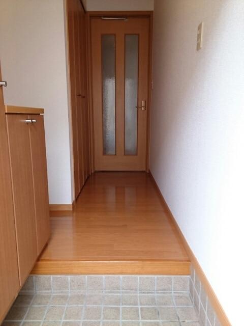 プラシドC 01040号室の洗面所