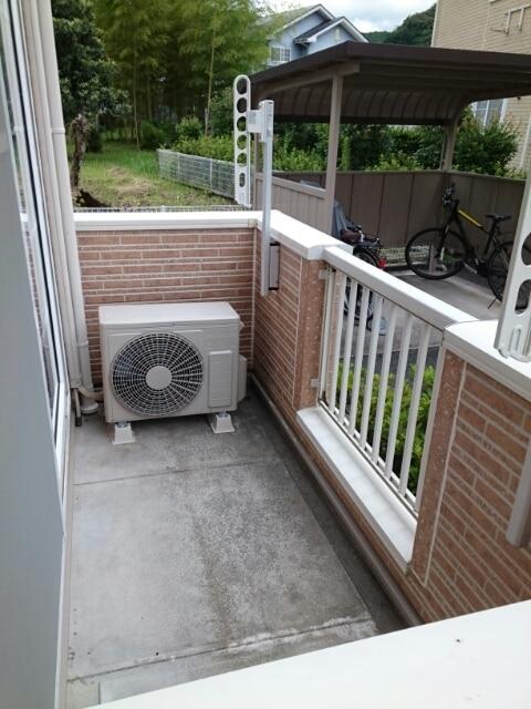 プラシドC 01040号室のトイレ