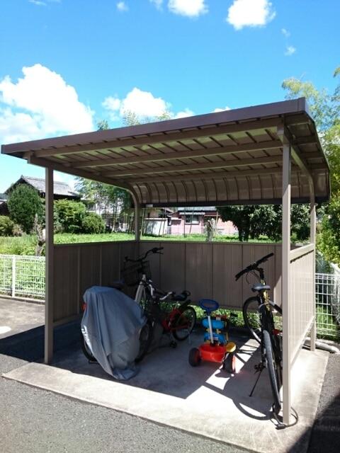 プラシドC 01040号室の玄関