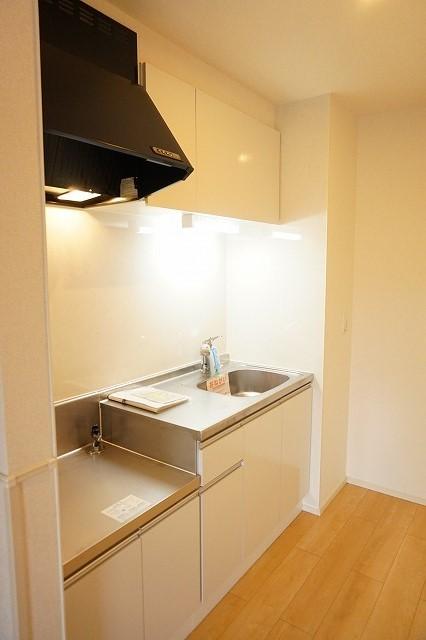 エトワールⅡ A 01020号室のキッチン