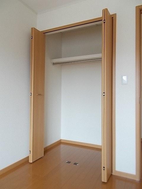 プリムローズN&M B 02010号室の収納