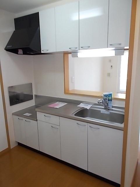 プリムローズN&M B 02010号室のキッチン