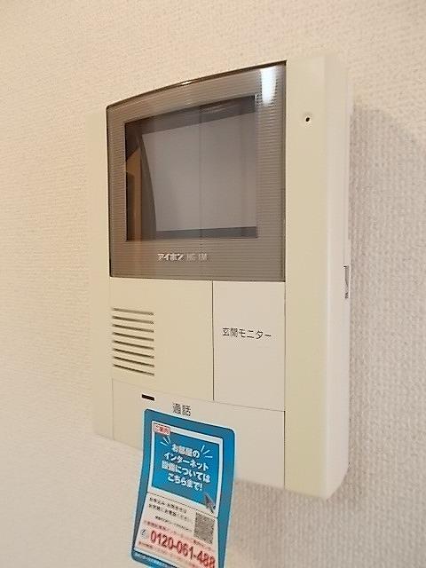プリムローズN&M B 02010号室のセキュリティ