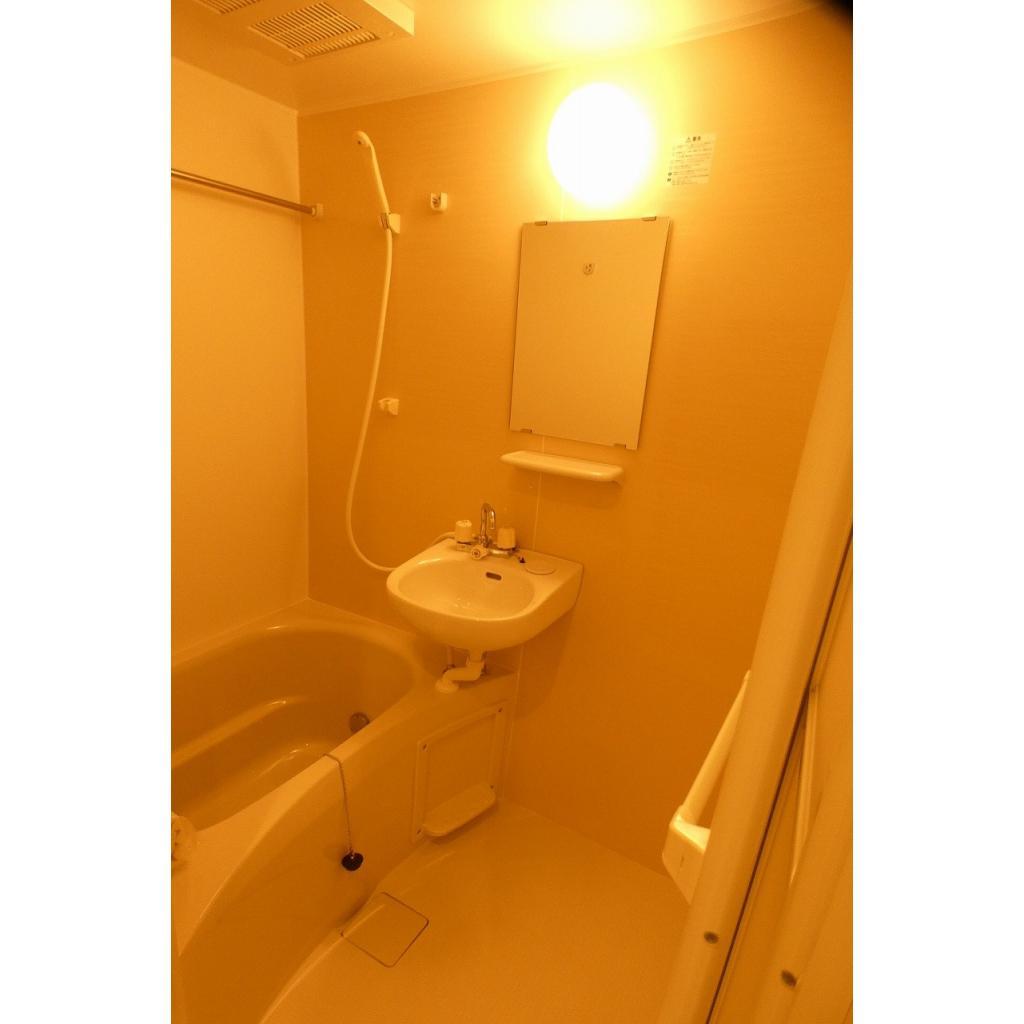 フルージュ目白 202号室の風呂