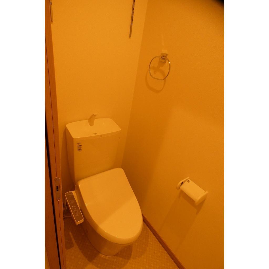 フルージュ目白 202号室のトイレ