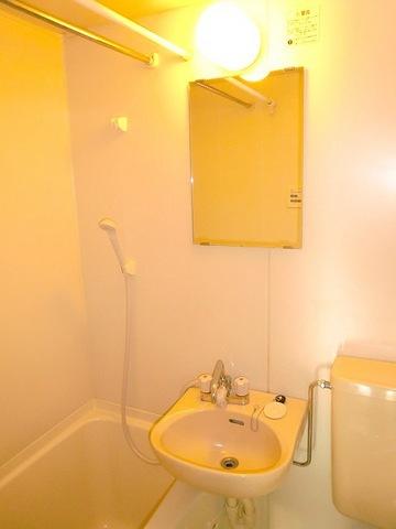クオリアコート 304号室の風呂