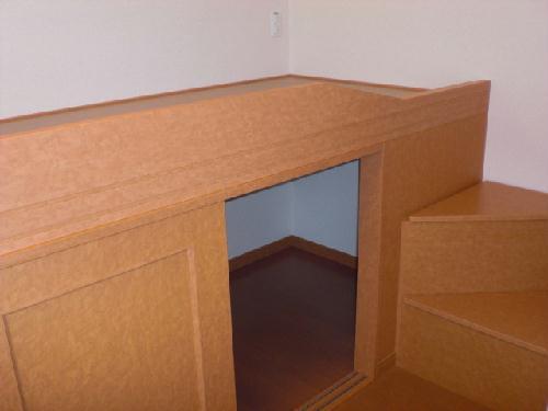 レオパレスベルダカーサ 101号室のリビング
