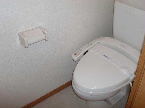 レオパレスベルダカーサ 101号室のトイレ