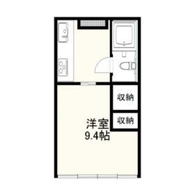 櫻屋コーポ 202号室の外観