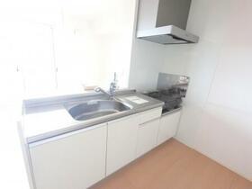 プラウドパークス D 201号室のキッチン