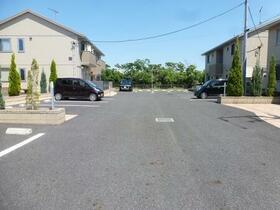 プラウドパークス D 201号室の駐車場
