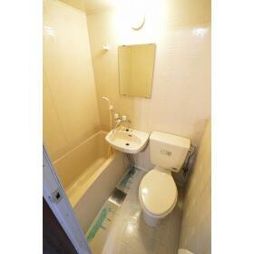 セントラル星ケ丘 00204号室の風呂