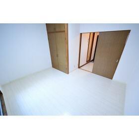 セントラル星ケ丘 00204号室のベッドルーム