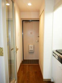 ネオマイム新子安弐番館 00305号室の玄関