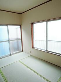 プチメゾンチカダ1 00201号室のリビング