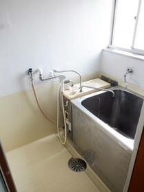 プチメゾンチカダ1 00201号室の風呂