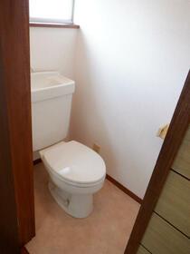 プチメゾンチカダ1 00201号室のトイレ
