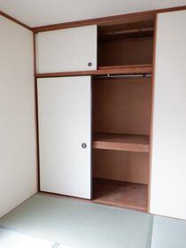 プチメゾンチカダ1 00201号室の収納