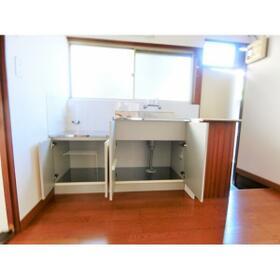 第1鶴巻荘 102号室の収納