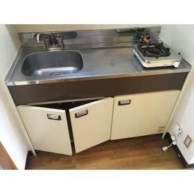 SRマンションI 00207号室のキッチン