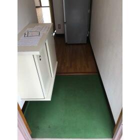 SRマンションI 00207号室の収納