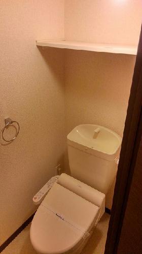 レオネクストウインズ立野 101号室のトイレ