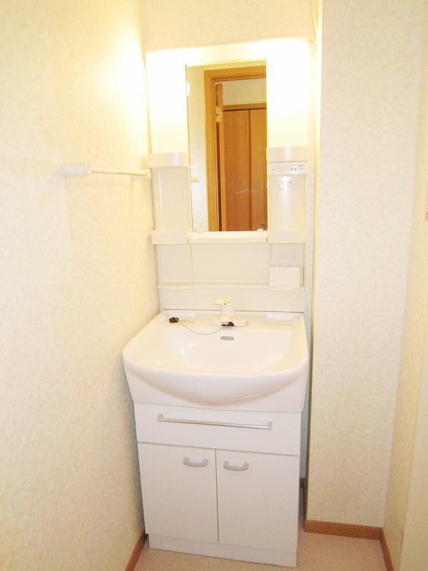 ハイライズ ミズキ 01060号室のトイレ