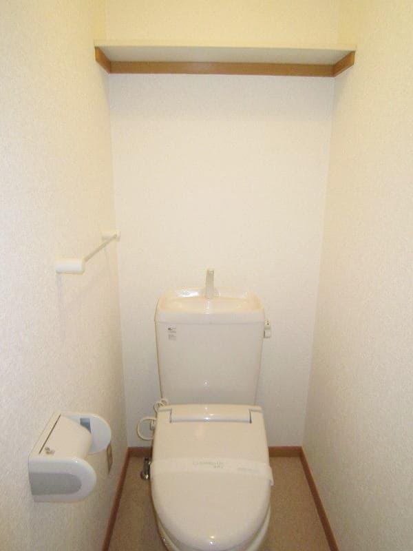 ハイライズ ミズキ 01060号室のバルコニー