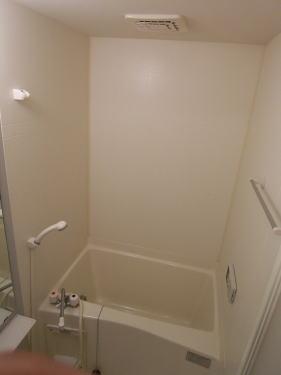 ハイライズ ミズキ 01060号室の風呂