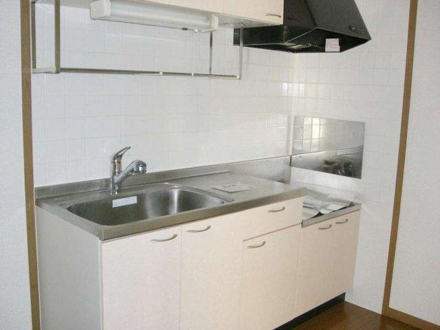 シュネーフェストⅡ 01010号室のキッチン