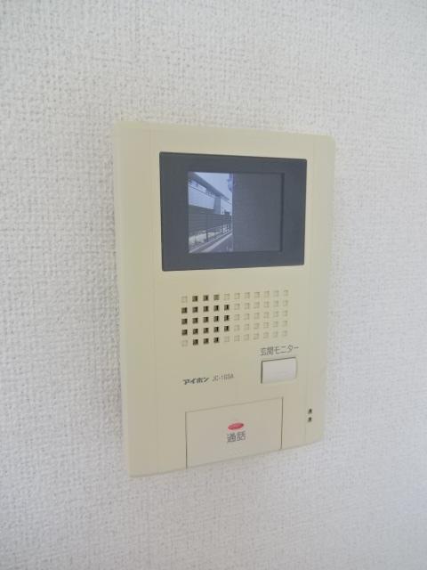 マーベラスヒルズⅡ 02040号室のセキュリティ