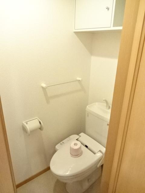マーベラスヒルズⅡ 02040号室のトイレ