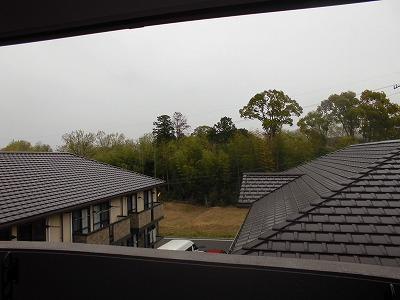ピュアライフ 302号室の景色