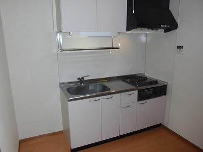 ピュアライフ 302号室のキッチン