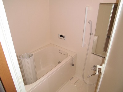 ピュアライフ 302号室の風呂