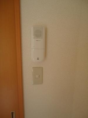 ディアⅣ 101号室のセキュリティ