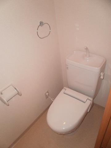 ディアⅣ 101号室のトイレ