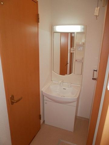 ディアⅣ 101号室の洗面所