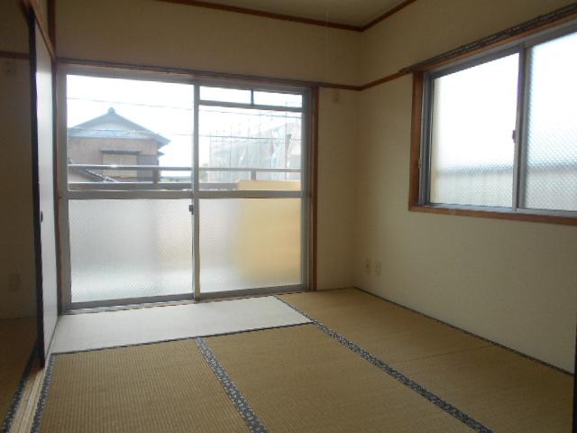 杉本マンション 2-A号室の景色