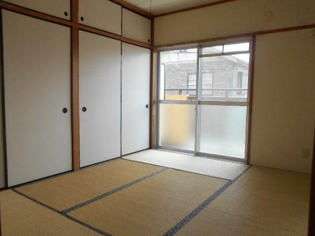 杉本マンション 2-A号室のベッドルーム