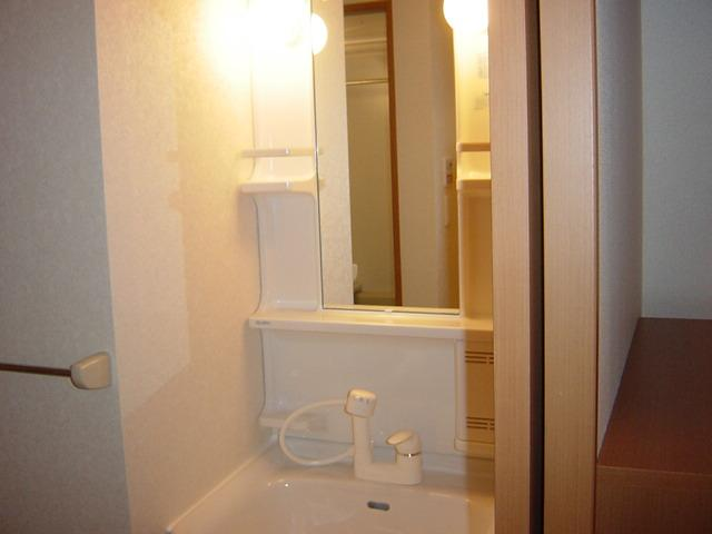 メゾン・ド・アンジュ 102号室の洗面所