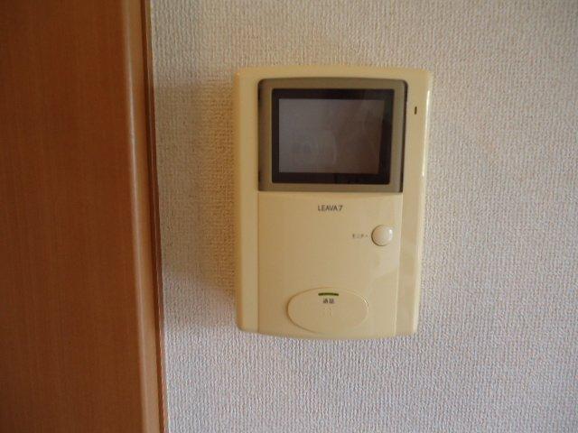 メゾン・ド・アンジュ 202号室のセキュリティ
